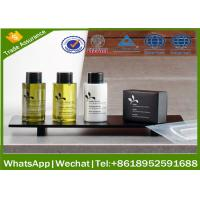 hotel amenities sets Luxury bath room amenities hotel amenity supplier with  ISO22716 GMPC Manufactures