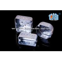 Galvanized Steel Electrical Boxes And Covers Manufactures