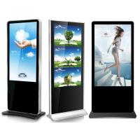 42 Inch indoor standing interactive digital signage solution used 3G WIFI Manufactures