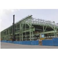 Custom Prefabricated Welding Heavy Steel Framing Systems With Wall Cladding Panel Manufactures