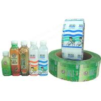 China PVC Water Bottle Shrink Sleeve Labels / brand For Detergent Bottle Packaging on sale