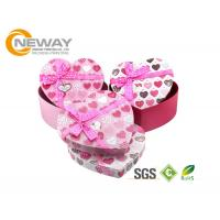 Paper Flower Box , Manual Delicate Custom Carton Paper Flower Box for Packing Flowers with Colored Ribbons Manufactures