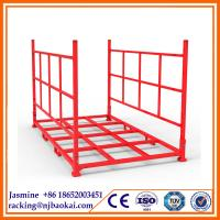 customized steel Fixed Storage stacking Rack Manufactures