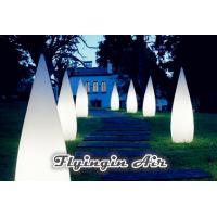 Buy cheap Decorative Stage Light Inflatable Cone for Party and Yard Decoration from wholesalers