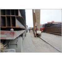 China Metal Structural SS400 Low Carbon Steel H Beams for Cutting  / Drilling Processing on sale