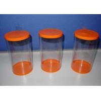 Seamed Tubes Seamed Clear Plastic Tube Manufactures