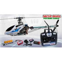 China RC Helicopter NINJA 400 6CH RTF Brushless version belt driver 2.4G wholesale