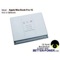 Laptop Battery for Apple MacBook Pro 15 Manufactures