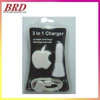 3 in 1 Home+Car Charger+Cable Charger Manufactures