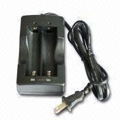 Universal Li-ion Plug-in Charger with 110 To 240V AC Manufactures