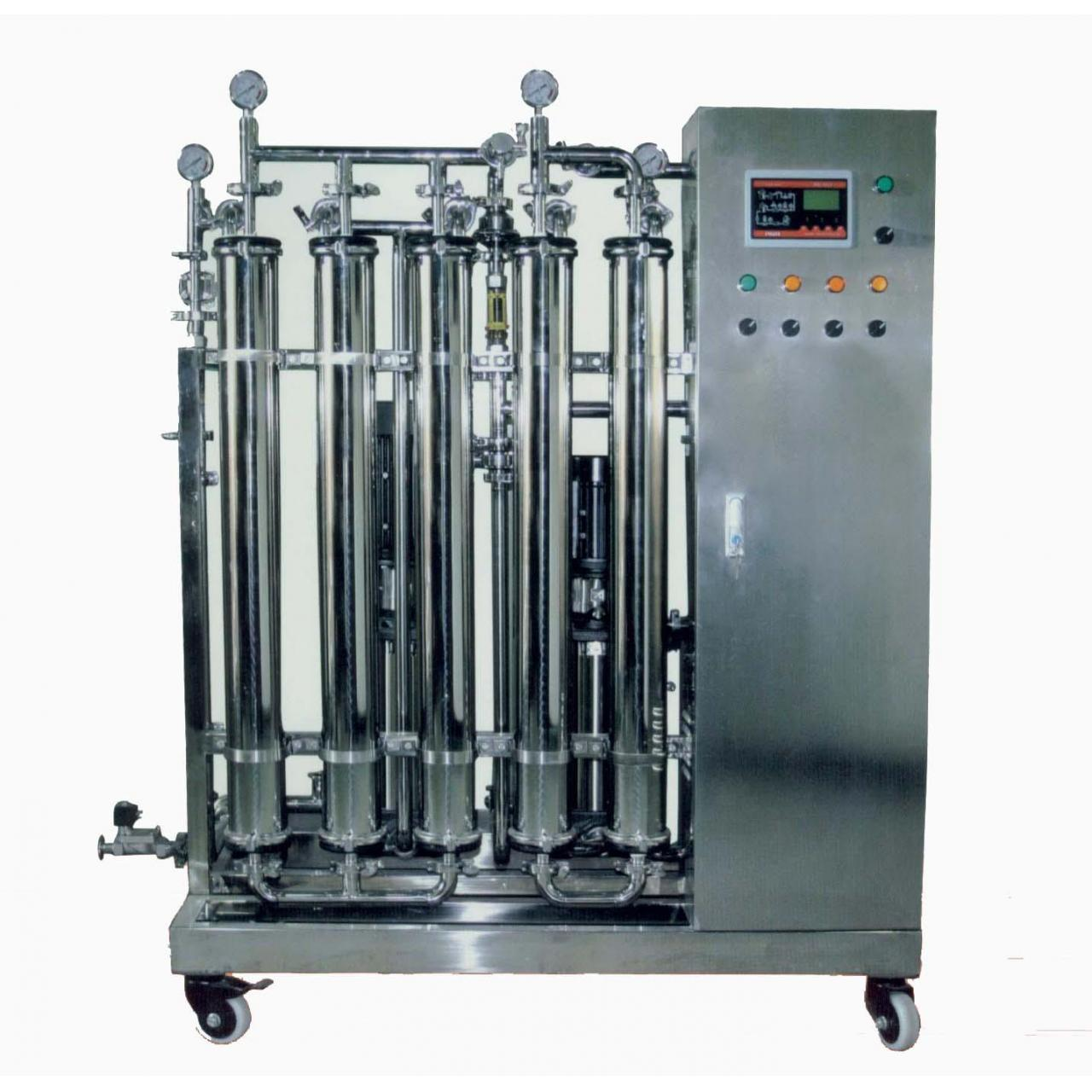 Watermac Double Stage Reverse Osmosis Water Treatment system