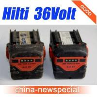 HILTI 36V 2.4Ah CPC B36/2.4 Lithium-Ion Battery Hilti 36volt batteries