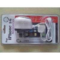 Travel charger for i-phone 3G/black berry cheap price ! Manufactures