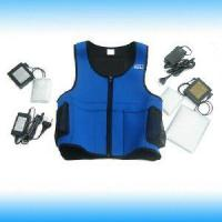 Alaska Heat Vest along with heating plates, battery and charger Manufactures