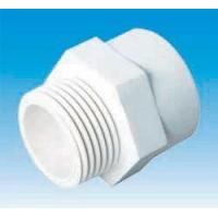 China Pvc Din Standard Pressure FittingsProduct Male Adaptor[Order it!] on sale