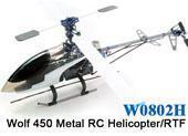 Rc-wolf450 Helicopter Manufactures