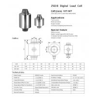 QS Series Load Cells ZSD-B Manufactures