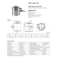 ZS Series Load cells CLC105 Manufactures