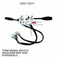 Products:LE01-12011 Turn signal switch for ISUZU- Manufactures
