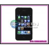 Cheap Iphone 4 GPS WIFI TV 2gb free memory preinstalled map mobile phone F073 for sale