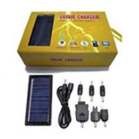 Quick Charging Solar Charger (1350mAh) Model:QW-SC-08