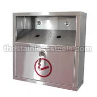 China ML10902-1 Stainless Steel Cigarette Bins wholesale