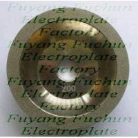 China Electroplated Diamond Grinding Wheel /Cup Wheel on sale
