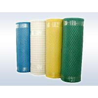 China Wire Mesh Coated Filter Media on sale