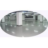 Anti-static ceramic floor tiles