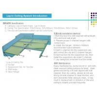 China Aluminium Ceiling Lay-In Ceiling on sale