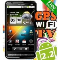 "China A2000 GPS WIFI 4.3"" ANDROID 2.2 TV WIFI TABLET MOBILE PHONE wholesale"