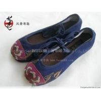 China Chinese Traditional Embroidery Cloth Shoes on sale