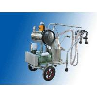 China Hand-propelled single milking machine on sale