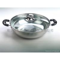 China Stainless steel stockpot wholesale