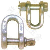 Rigging ALLOY STEEL GRADE'S' DEE SHACKLES TO AS2741-1992