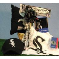 China Sports Gift Baskets Chicago White Sox Baseball Deluxe on sale