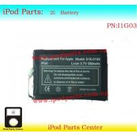 iPod 1st Gen iPod 1G battery Manufactures