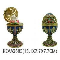Egg jewelry box Manufactures