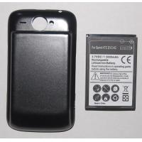 3500mAh Extended Battery + Cover for Sprint HTC EVO 4G Manufactures