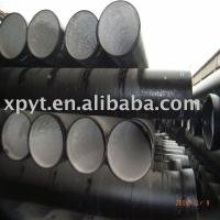 China Large diameter cast iron pipe on sale