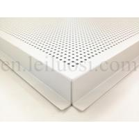 China 595*595mm Perforated Aluminum Ceiling Tile wholesale