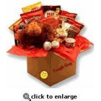 China Snack college care packages for guys at Shop The Gift Basket Store on sale