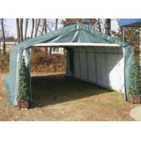 Extra Large 12x24x8 House Style Premium Horse Run-In Shelter or Farm Storage Shed![12248SK] Manufactures