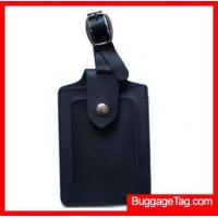 Leather Luggage Tags genuine leather luggage tag Manufactures