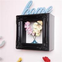 "Wall Cubes 16"" Roselie Shadow Box Manufactures"