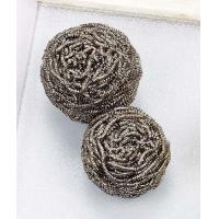 China Spiral special material scourer(nickel stainless steel) wholesale