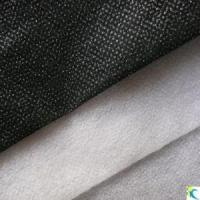 China 25GSM Polyester Non-Woven Fusible Interlining (Double-DOT) for Garment wholesale