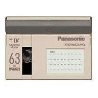 China PANASONIC AY-DVM63AMQ MASTER MINIDV TAPE - Each wholesale
