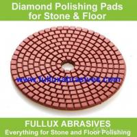 China Wet Polishing Pads for Granite on sale