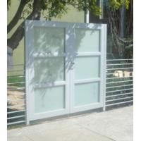 China About bp Glass Garage Doors  Entry Doors & Gates on sale